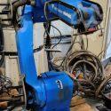 YASKAWA Motoman UP 20 XRC Robot incl control cabinet