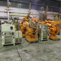 ABB IRB 6400 R M99 2 5 150 Robotic