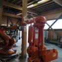 ABB IRB 6400RF S4C+ M2000 Roboter ABB IRB 6400RF S4C+ M2000 Steuer