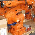 ABB IRB 6640 235 2 5 M2004 ABB IRB 6640 237 2 5 M2004 robot