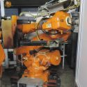 ABB IRB 6640 Industrial robots