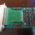 ESA BRD 007 024 Output card TRIA