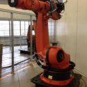 Kuka KR 210 2 Serie 2000 Kuka KR 210 2 robot