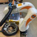 KUKA KR5 sixx KRC 2sr KUKA robot with controller with Schunk